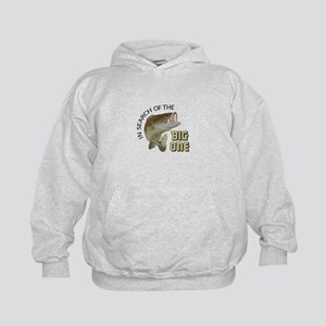 IN SEARCH OF BIG ONE Hoodie