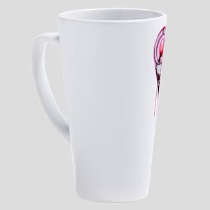 BDSM Love 17 oz Latte Mug