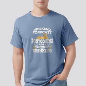 Pontooning And Drinking T Shirt T-Shirt