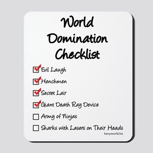 Domination Mousepad