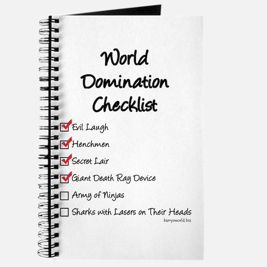 Domination Journal