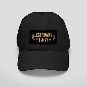 Legendary Since 1967 Black Cap