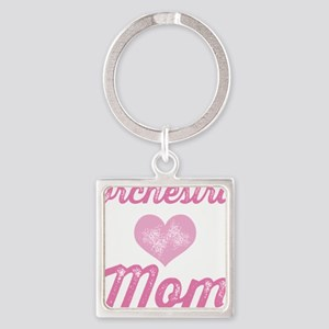 Orchestra Mom music Keychains