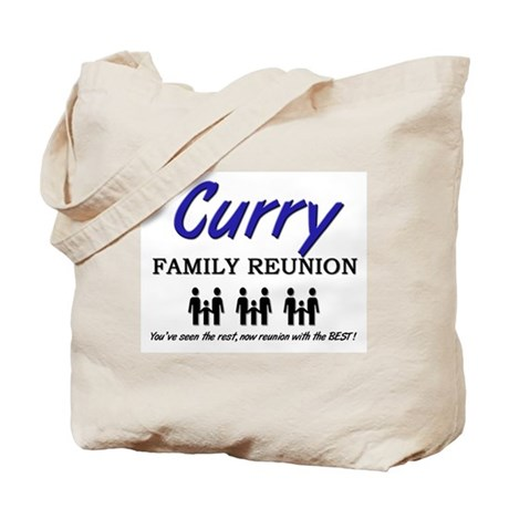 Curry Family Reunion Tote Bag