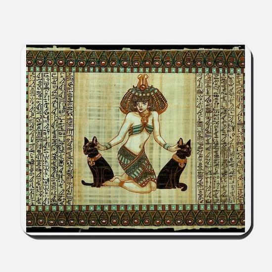 Cleopatra 8 Mousepad