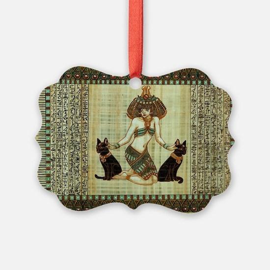 Cleopatra 8 Ornament