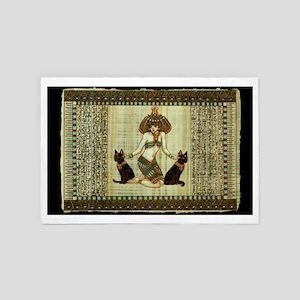 Cleopatra 8 4' x 6' Rug