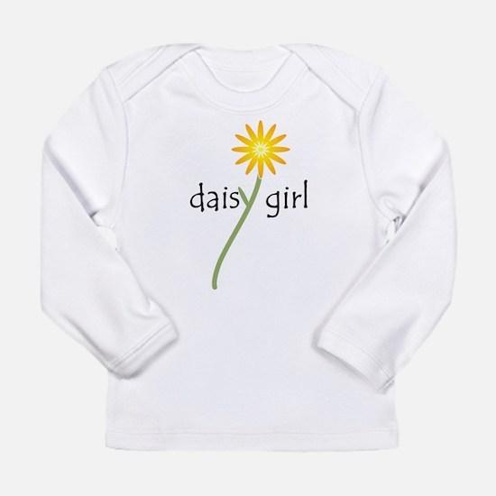 Daisy Gir Long Sleeve T-Shirt