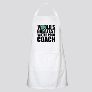 World's Greatest Water Polo Coach Light Apron