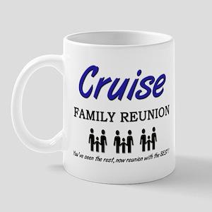 Cruise Family Reunion Mug