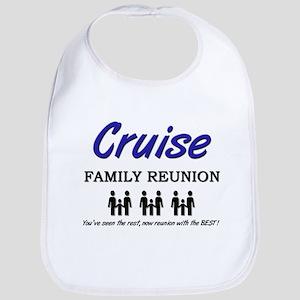 Cruise Family Reunion Bib