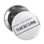 "Bachelor Stamp 2.25"" Button (100 pack)"