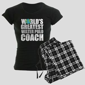 World's Greatest Water Polo Coach Pajamas