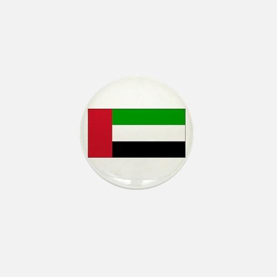 United Arab Emirates Flag Mini Button