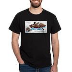 Border Terrier Rescue Dark T-Shirt