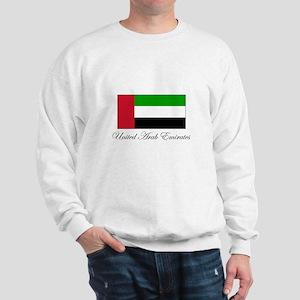 United Arab Emirates - Flag Sweatshirt