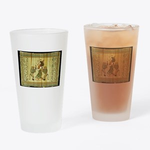 Cleopatra 7 Drinking Glass