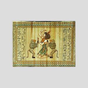 Cleopatra 7 5'x7'Area Rug
