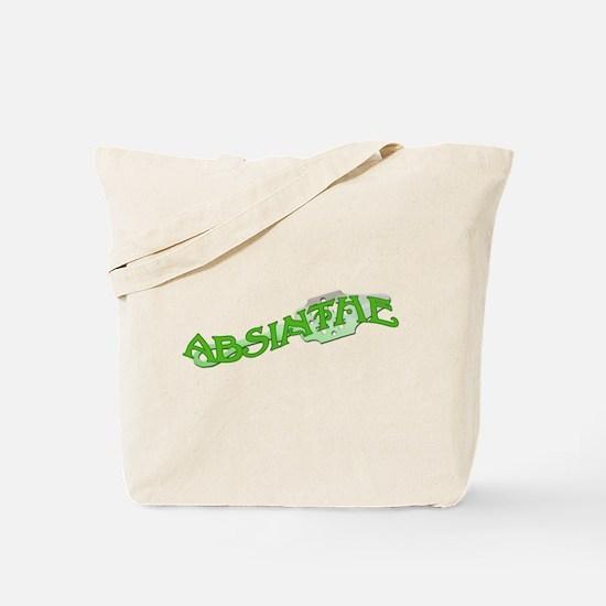Absinthe Spoon Tote Bag