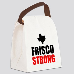 Frisco Strong Canvas Lunch Bag