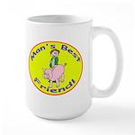 Pig - Large Mug