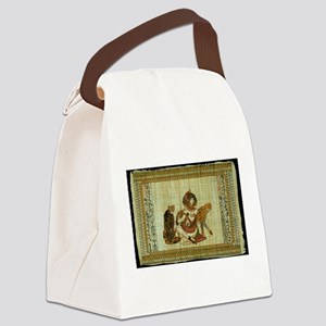 Cleopatra 6 Canvas Lunch Bag