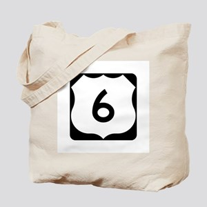 US Route 6 Tote Bag