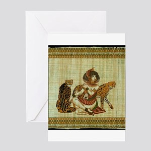 Cleopatra 6 Greeting Cards