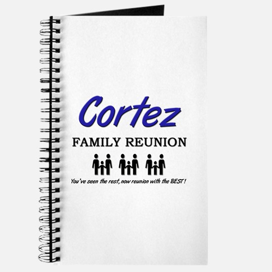 Cortez Family Reunion Journal