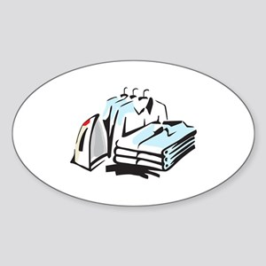 CLEAN LAUNDRY Sticker