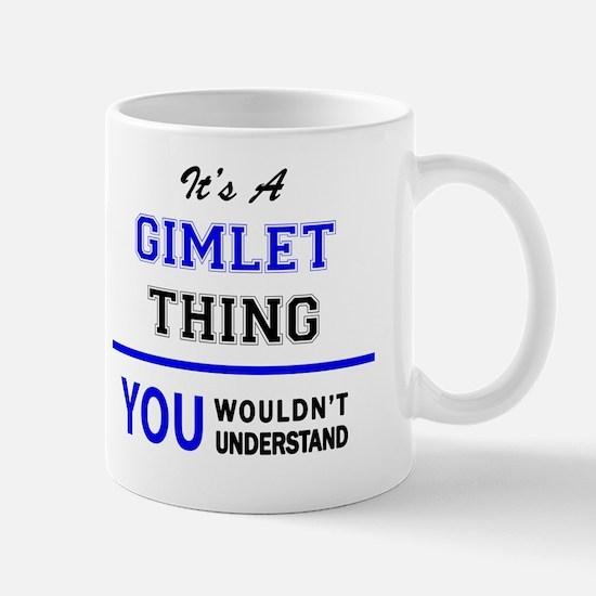 Cute Gimlet Mug