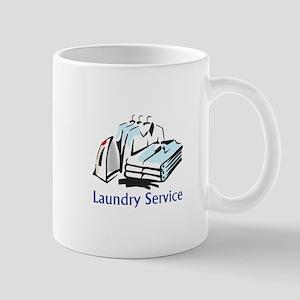 LAUNDRY SERVICE Mugs