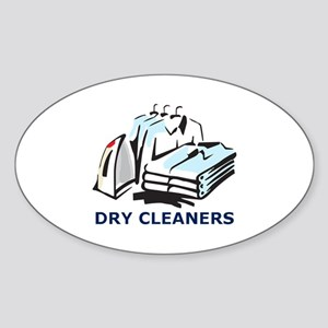 DRY CLEANERS Sticker