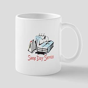 SAME DAY SERVICE Mugs