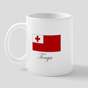 Tonga - Flag Mug