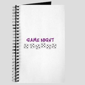 GAME NIGHT Journal