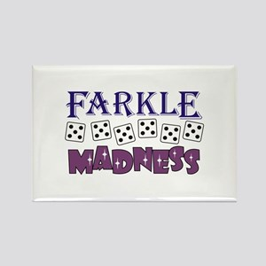 FARKLE MADDNESS Magnets