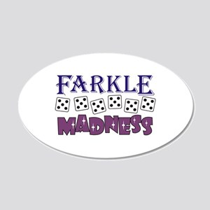 FARKLE MADDNESS Wall Decal