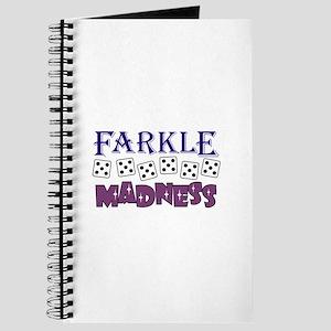 FARKLE MADDNESS Journal