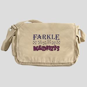 FARKLE MADDNESS Messenger Bag