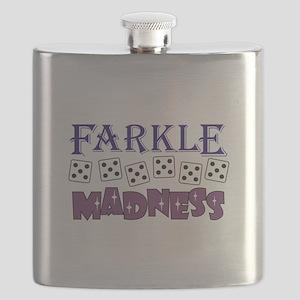FARKLE MADDNESS Flask