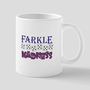 FARKLE MADDNESS Mugs
