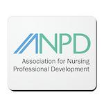 ANPD logo Mousepad