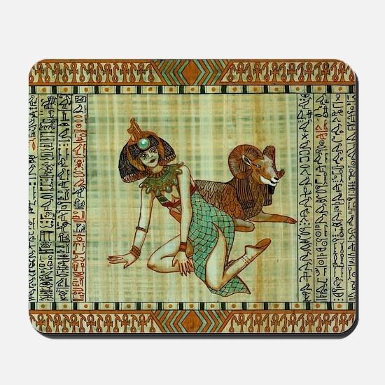 Cleopatra 3 Mousepad