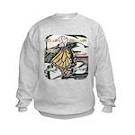 Light Butterfly Emerging Sweatshirt