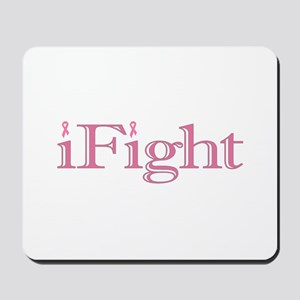 iFight Breast Cancer Mousepad
