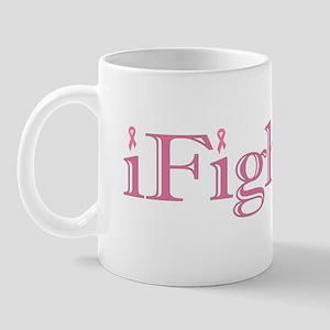 iFight Breast Cancer Mug