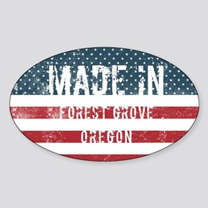 Made in Forest Grove, Oregon Sticker