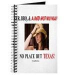 Welcome to Texas! #881 Journal