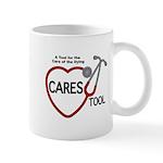 Cares Tool Mug Mugs